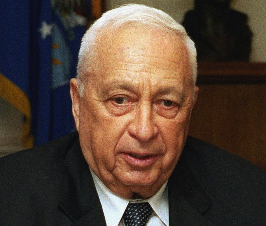 Ariel Sharon: The Bulldozer
